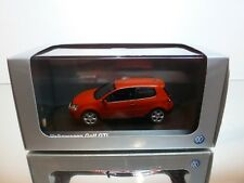 NOREV  VW VOLKSWAGEN GOLF GTI - RED 1:43 - EXCELLENT IN BOX