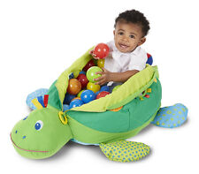 Melissa & Doug Turtle Ball Pit #9219  BRAND NEW