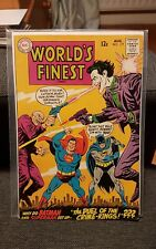 World's Finest 177 Duel of the Crime Kings