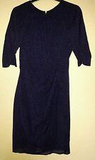 Silk Spotted Regular Size Dresses for Women