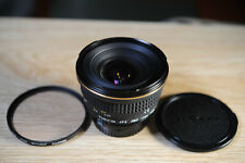 Tokina 17mm f/3.5 ATX Pro Autofocus - Nikon mount + HOYA SKYLITE FILTER!$ NEW