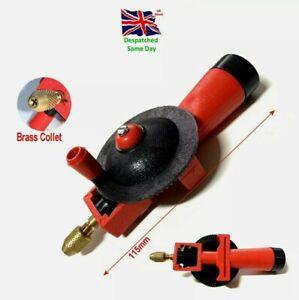 Mini Hand Drill Precision Hole for Hobby Arts Craft Dolls Etc in Plastic/Fibre