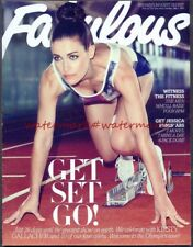 KIRSTY GALLACHER on Cover & Within FABULOUS Magazine, July 2012. Free Postage