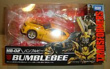 TRANSFORMERS MOVIE 10th ANNIVERSARY MB-02 BUMBLEBEE TAKARA TOMY 2017