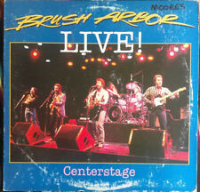 Brush Arbor Live!/Centerstage~Light Records~Gospel Country Soft ‎Rock FAST SHIP!