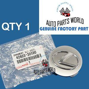 GENUINE OEM LEXUS RX350 IS250/S350 SC430 HS250h WHEEL HUB CENTER CAP 42603-30590