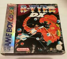 R-Type DX - Nintendo GBC Gameboy Color - Complete & Boxed