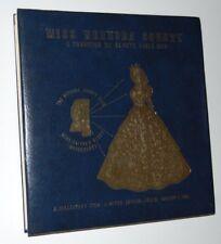 Rare Book - The Neshoba County Fair - Mrs Neshoba - Limited Edition - 1933-1989