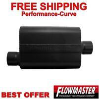 "Flowmaster Super 44 Series Muffler 409 Stainless 3"" O/C 843046"
