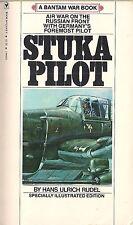 Stuka Pilot by Hans Ulrich Rudel (Luftwaffe Pilot)