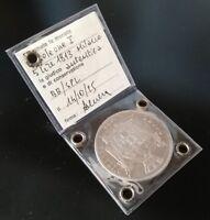 NAPOLEONE I - Re d' Italia - 5 Lire 1813 zecca di MILANO - BB/SPL Periziata