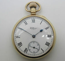 Waltham Open Face Pocket Watches