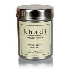 Khadi Natural Henna (Senna / Cassia) NEUTRAL Hair Conditioner 150g Free Shipping