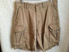 Polo Ralph Lauren Beige Cargo Shorts Size 36