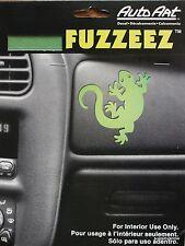 Lizard Fuzzeez Window Decal Sticker Die Cut Interior Use Only Locker Notebook