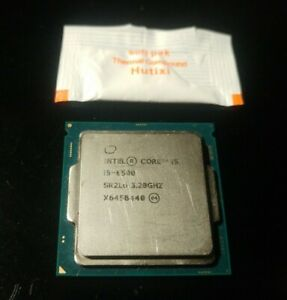 CPU 1151 CORE i5-6500 3.2 GHZ SR2L6 X4 SOCKET QUAD PROCESSORE LGA H4 PROZESSOR