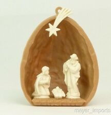 Nativity Walnut Shell