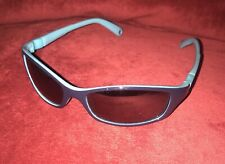 Kids Childrens Crocs Sunglasses Blue Excellent Condition With Free Case