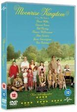 Moonrise Kingdom DVD 2012 Region 2