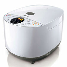 Philips Grain Master 10 Cup Rice Cooker (HD4514/72)