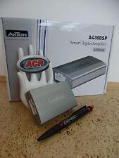 AXTON A430DSP 4-Kanal Digital Endstufe Kompakte AMP Auto KFZ Verstärker  NEU