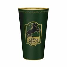 Lord of the Rings Prancing Pony Large Glass - Boxed Gift LOTR
