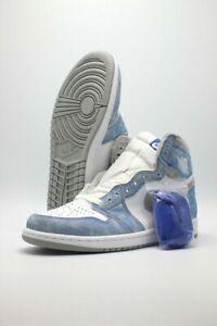 Nike Air Jordan 1 Retro High OG Hyper Royal 555088-402 Men's & GS Sizes