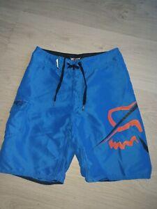 Boys Blue Fox board swim  Shorts Size 26
