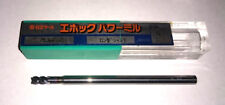 Hitachi Epoch potencia Molino de Extremo Largo Caña 5 mm 100 mm O/L VHM TiAIN recubierto