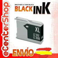 Cartucho Tinta Negra / Negro LC1000 NON-OEM Brother DCP-535C / DCP535C