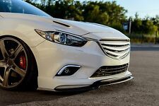 MV-Tuning Front Splitter №2 and Front Fangs Lite Style for Mazda 6 / Atenza GJ