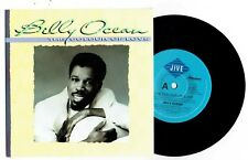 """BILLY OCEAN - THE COLOUR OF LOVE - 7"""" 45 VINYL RECORD w PICT SLV - 1988"""
