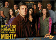 Firefly/Serenity Photo Quality Magnet: Cast - Crew