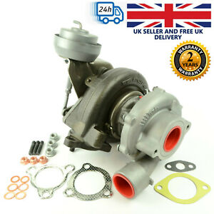 Turbocharger for Toyota Auris, Avensis, Corolla, RAV4, Verso. 2.2 D-CAT. 177 BHP
