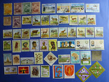 LOT 6170 TIMBRES STAMP POSTE AERIENNE + DIVERS  ANGOLA ANNEE 1898-1981