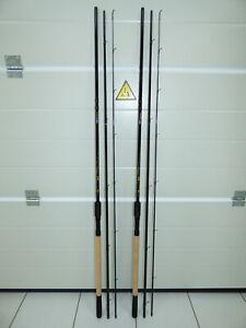 2 X BROWNING Black Magic® CFX Match 3,90m 20g - wie NEU -