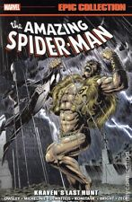 Amazing Spider-Man Kraven's Last Hunt TPB Epic Collection #1-REP NM 2018