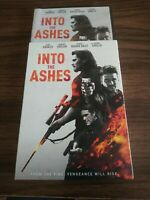 Into The Ashes (DVD, 2019) Frank Grillo  Brand new with sleeve..