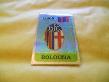 FIGURINE PANINI-CALCIATORI 89-90-LOGO-BADGE-BANDIERA BOLOGNA 60-N.-1989/1990