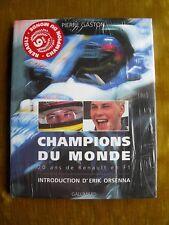 """= COLLECTION """" 20 ans de RENAULT EN F1 """" CHAMPIONS DU MONDE """"  1997 - Livre neuf"""
