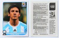 Panini WM 2010 - Sticker Messi Argentina # 122