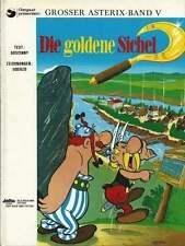 UDERZO . ASTÉRIX DIE GOLDENE SICHEL ( LA SERPE D'OR ) . ALLEMANDE . 1979 .