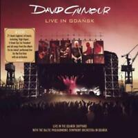 David Gilmour : Live in Gdansk CD 2 discs (2008) ***NEW*** Fast and FREE P & P