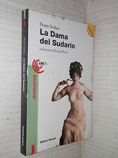 LA DAMA DEL SUDARIO Bram Stoker Riccardo Reim Riuniti 1996 libro giallo racconto
