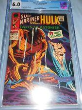 1966 Marvel Tales to Astonish #92 CGC 6.0 Fine Silver Surfer