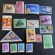 World mixed collection lot 2 of MNH stamps