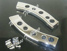 Handle Bars Risers Chrome Fit 2006-2014 2009 2012 SUZUKI Boulevard M109R VZR1800