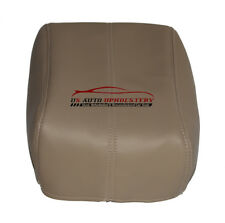 2008-2010 Ford F250 F350 Lariat Center Console Lid Cover Tan