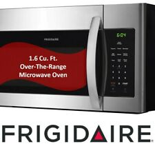 Frigidaire - FFMV1645TS 1.6 Cu. Ft. Over-The-Range Microwave