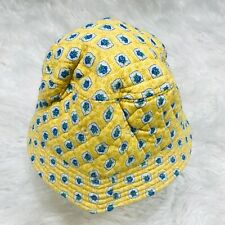 "VERA BRADLEY ELIZABETH CRUSHER HAT ""NWT"" RETIRED"